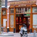 Hash Marihuana and Hemp Museum in Amsterdam